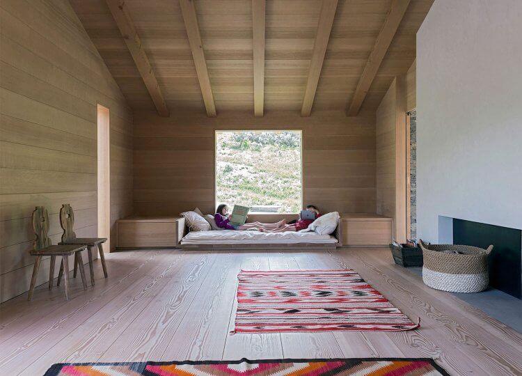 Kids | Wyoming House Kids Playroom by McLean Quinlan