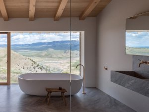 Wyoming House by McLean Quinlan