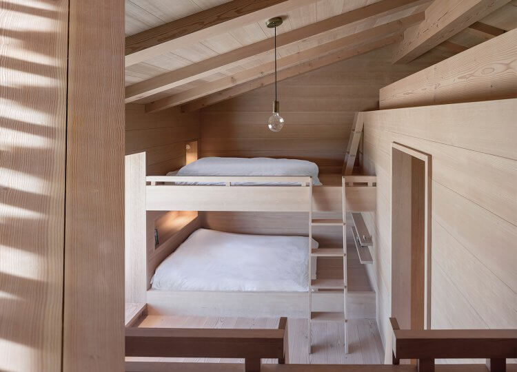 Kids | Wyoming House Kids Bedroom by McLean Quinlan