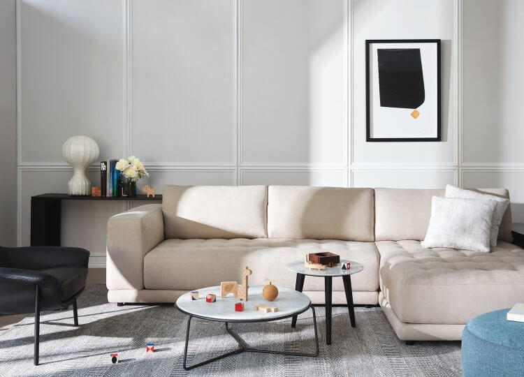 Living | Modern Australian Living with the Felix Sofa