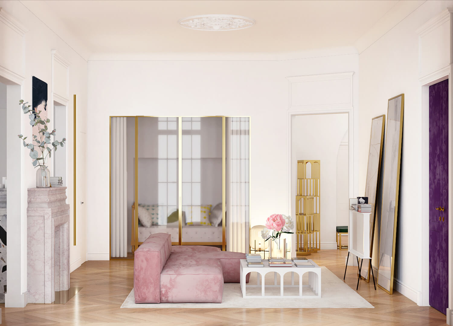 est living parisian apartment crosby studio 6