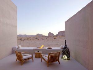 Outdoor Living 1 | Amangiri by Marwan Al-Sayed, Wendell Burnette and Rick Joy