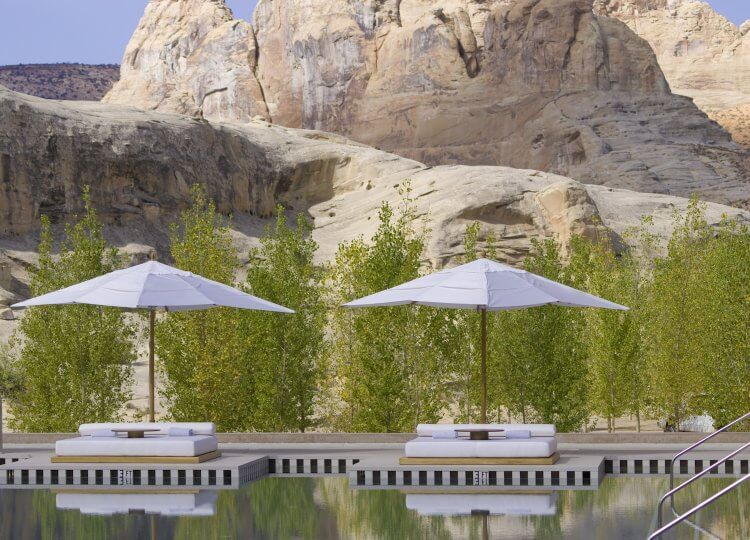 Outdoor Living 2 | Amangiri by Marwan Al-Sayed, Wendell Burnette and Rick Joy