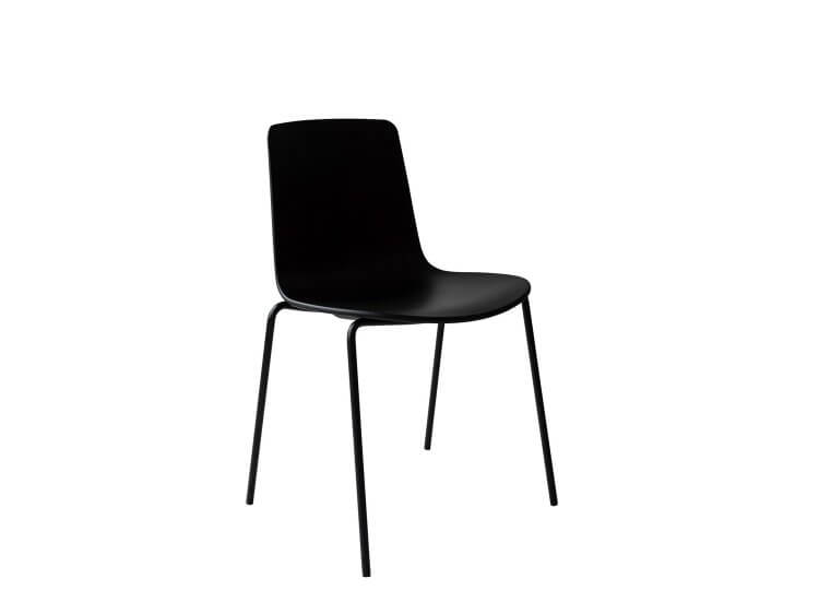 Lottus 4-Leg Chair