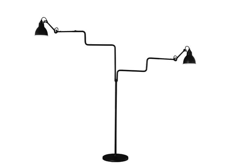 DCW Editions Gras 411 Double Floor Lamp