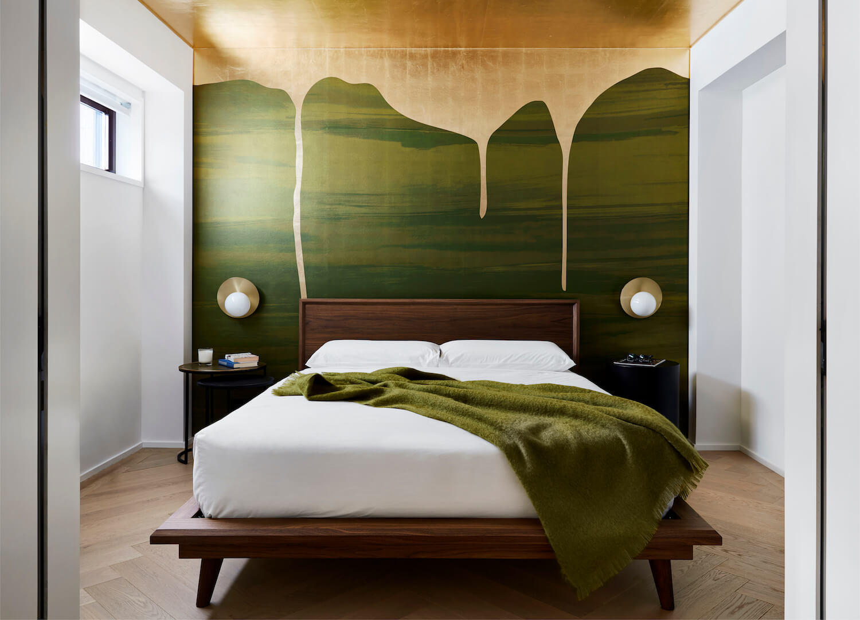 est living STADTArchitecture Chelsea Pied a Terre Bedroom 3