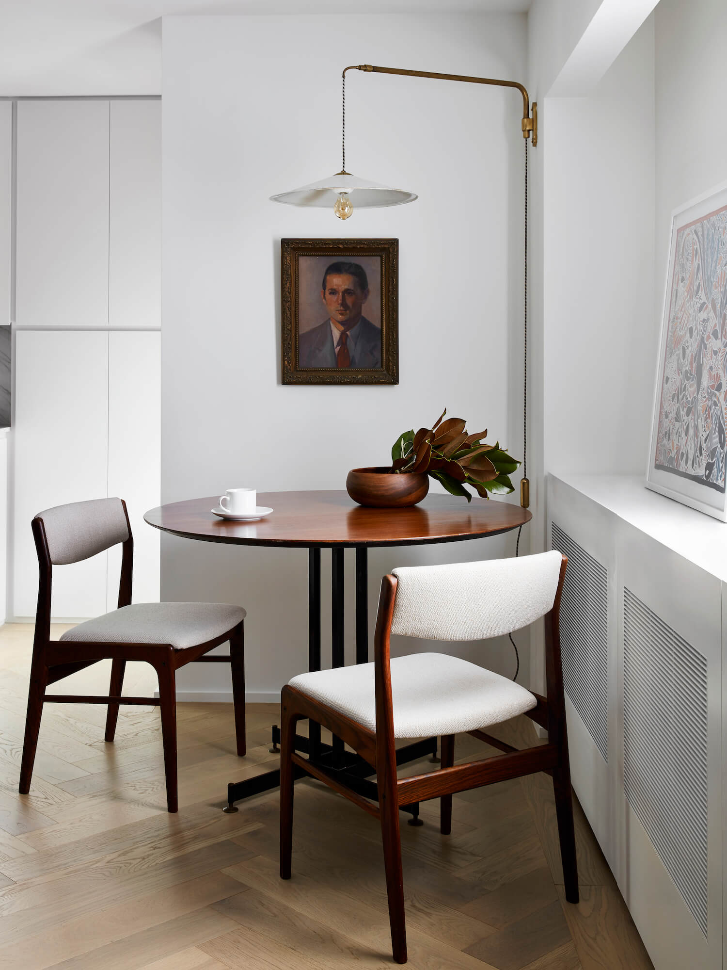 est living STADTArchitecture Chelsea Pied a Terre Dining 4