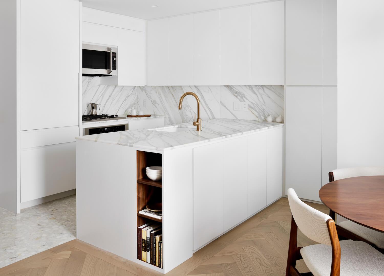 est living STADTArchitecture Chelsea Pied a Terre Kitchen 1