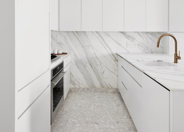 est living STADTArchitecture Chelsea Pied a Terre Kitchen 6