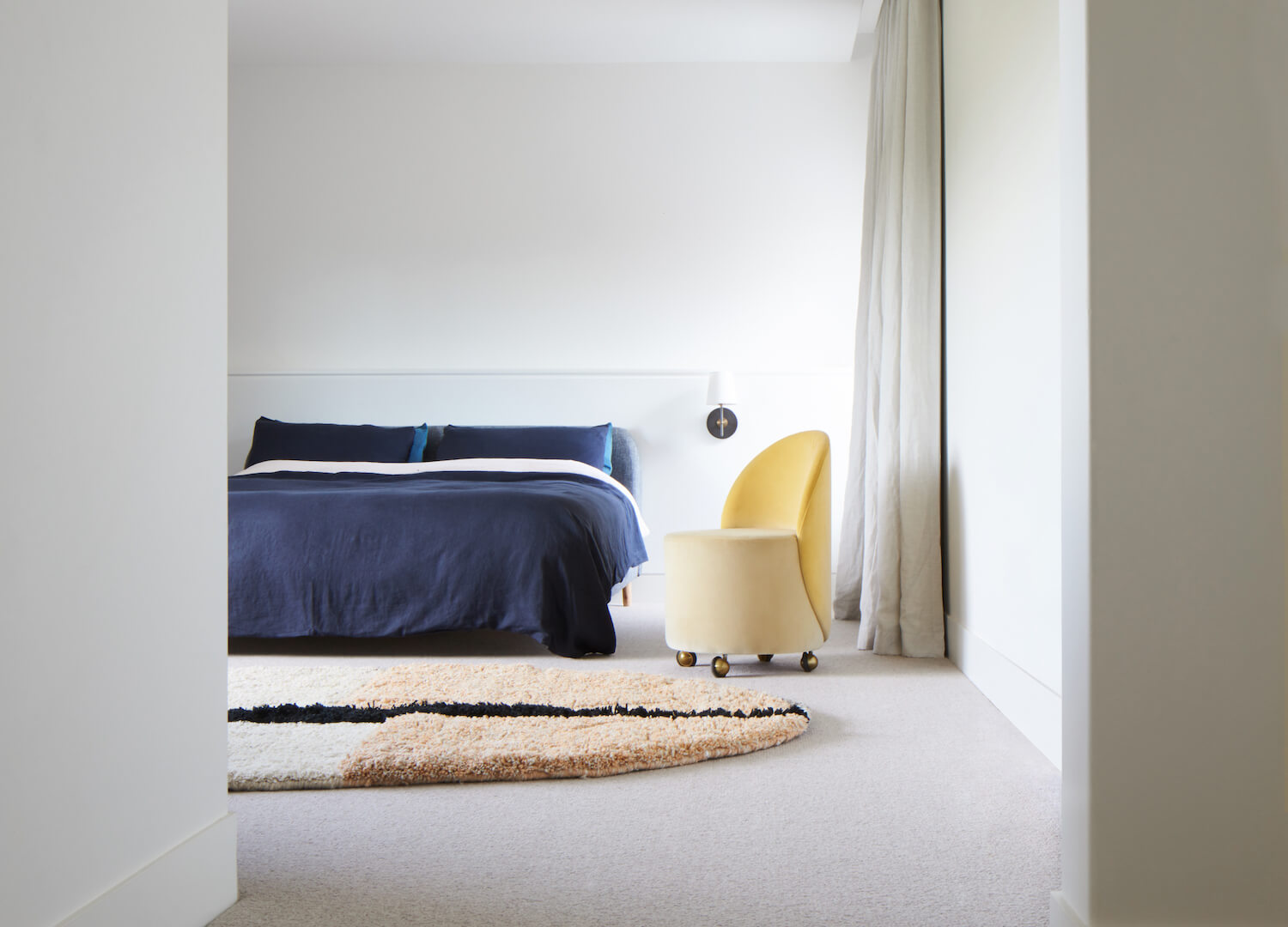 Bedroom | Holroyd House Bedroom by Foomann Architects