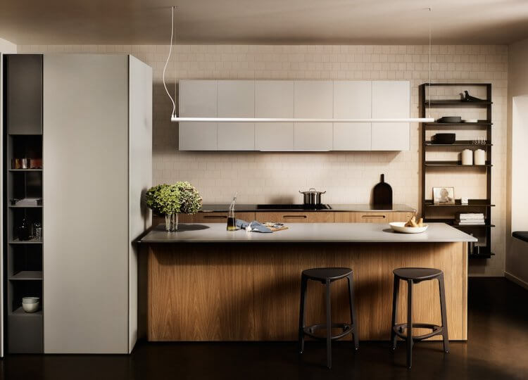 Kitchen | Cantilever Tableau Kitchen System
