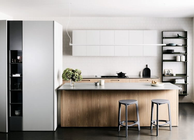 Cantilever Tableau Kitchen System