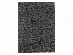 Armadillo Sherpa Rug – Charcoal