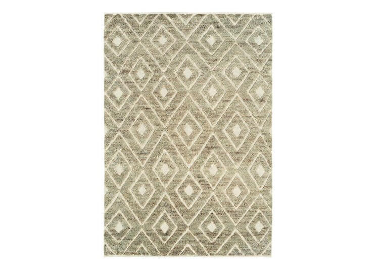 Cairo Rug - Sleet Armadillo & Co