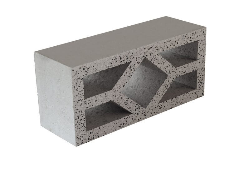 Breeze Block – Nickel