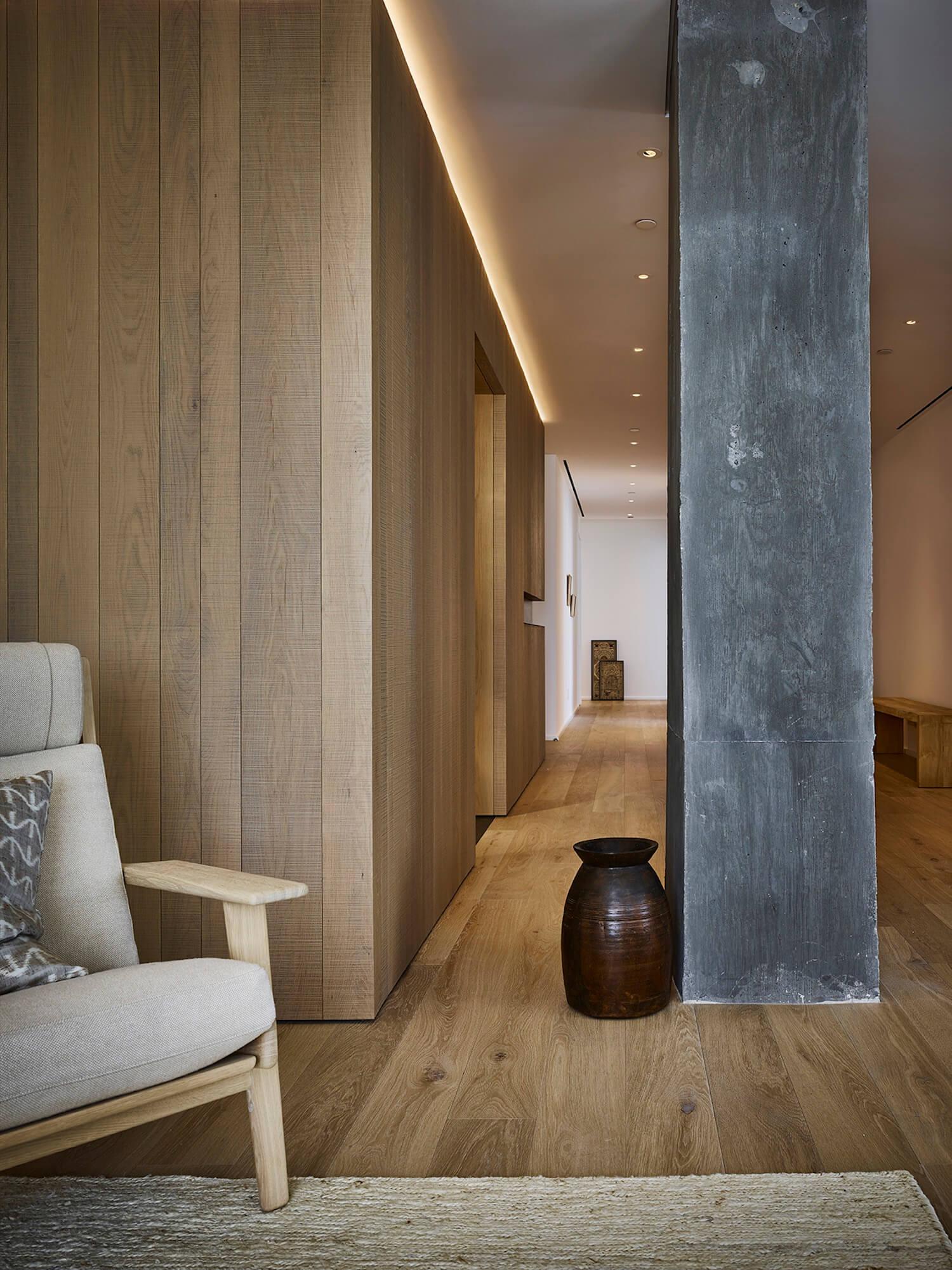 est living global interiors river loft robert young architects
