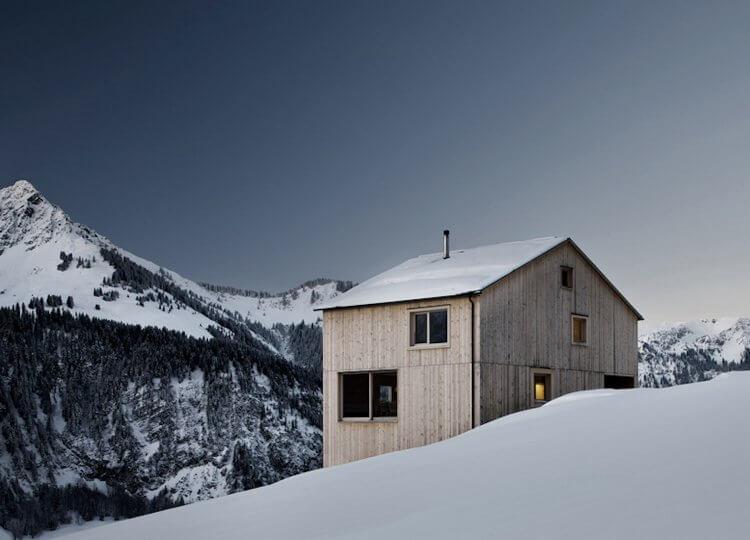 Best of est: Ski Chalets