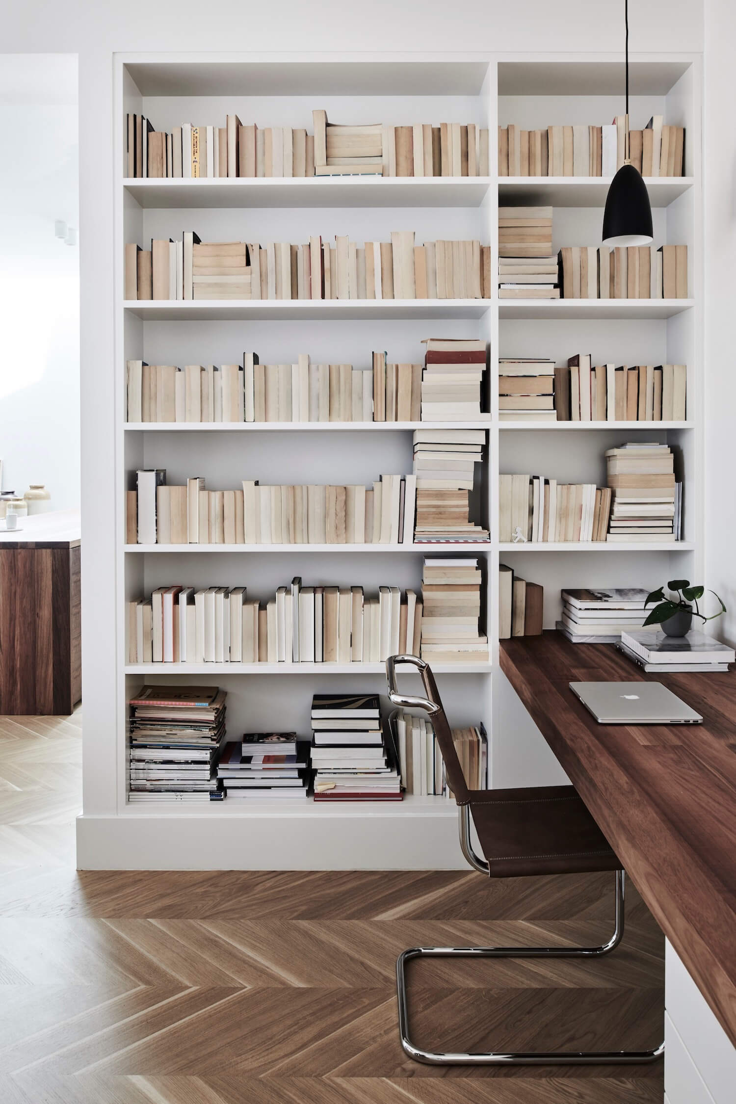 The Edit: Home Libraries