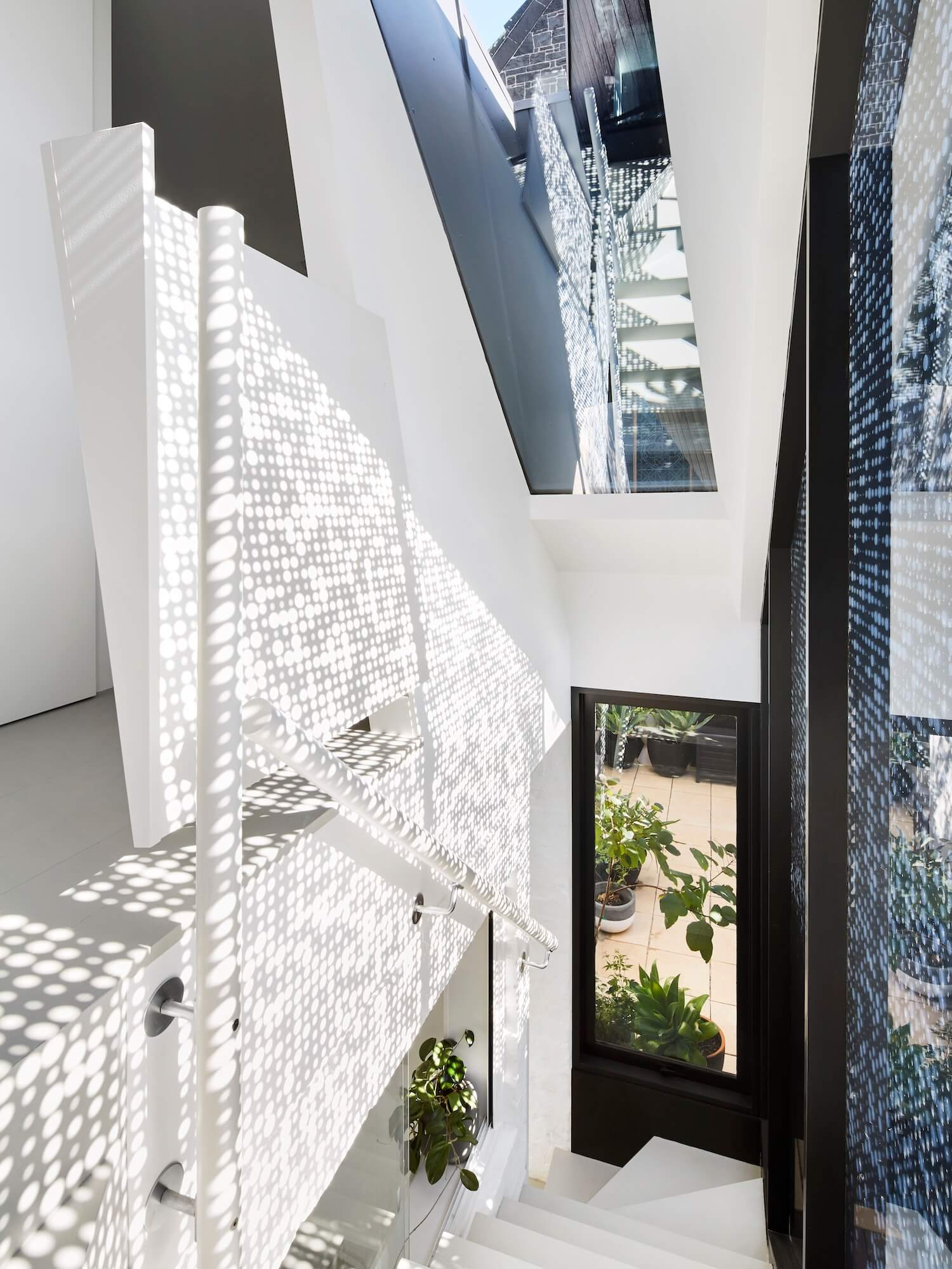 est living whiting architects moor st house 9