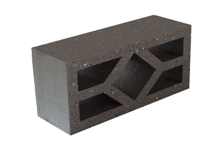 Breeze Block - Pewter Brickworks