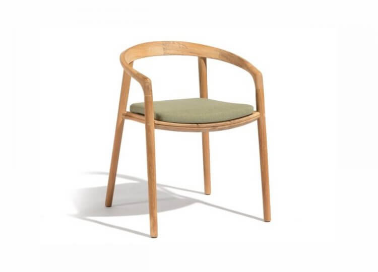 Manutti Solid Arm Chair