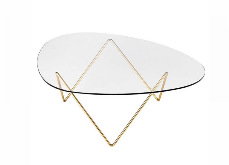 Pedrera Coffee Table Luke Furniture