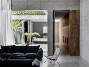 Living   Masonry Magic Living Room with Ritz & Ghougassian