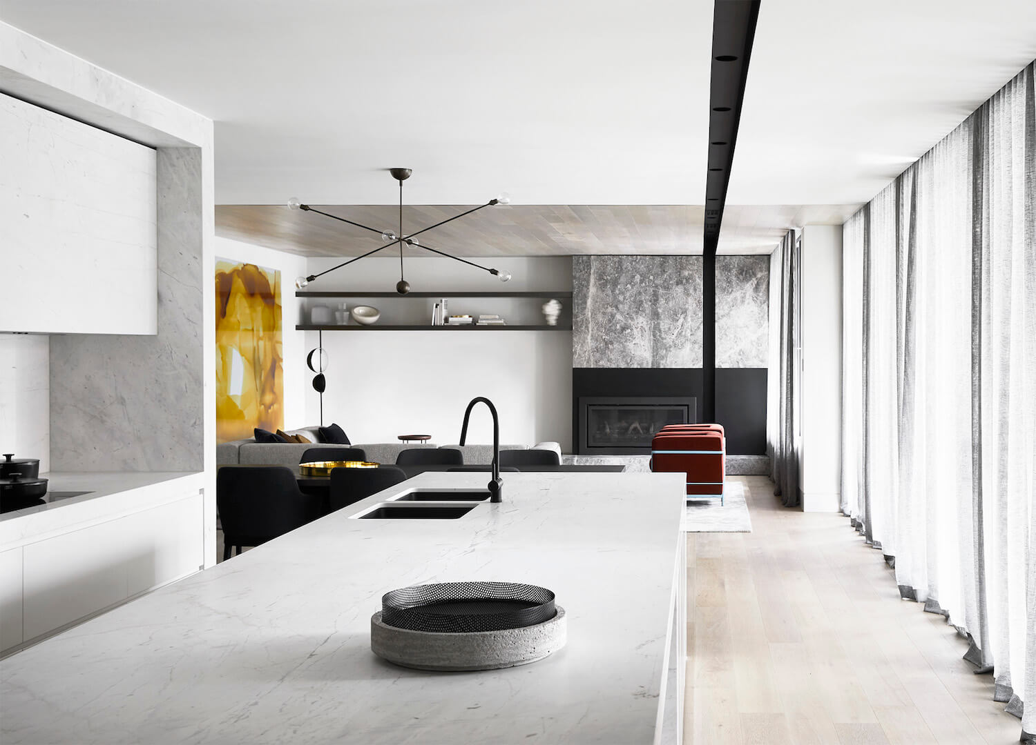 Kitchen | TCL House Kitchen by Mim Design