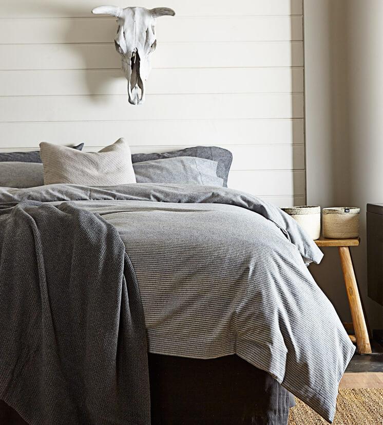 Est Magazine Abode Cypress Grey Linen