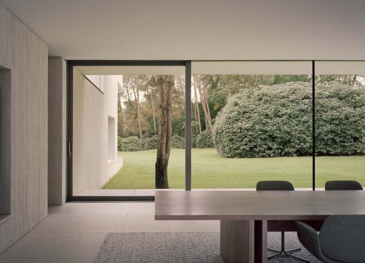 Dining | Villa Waalre Dining Room by Russell Jones