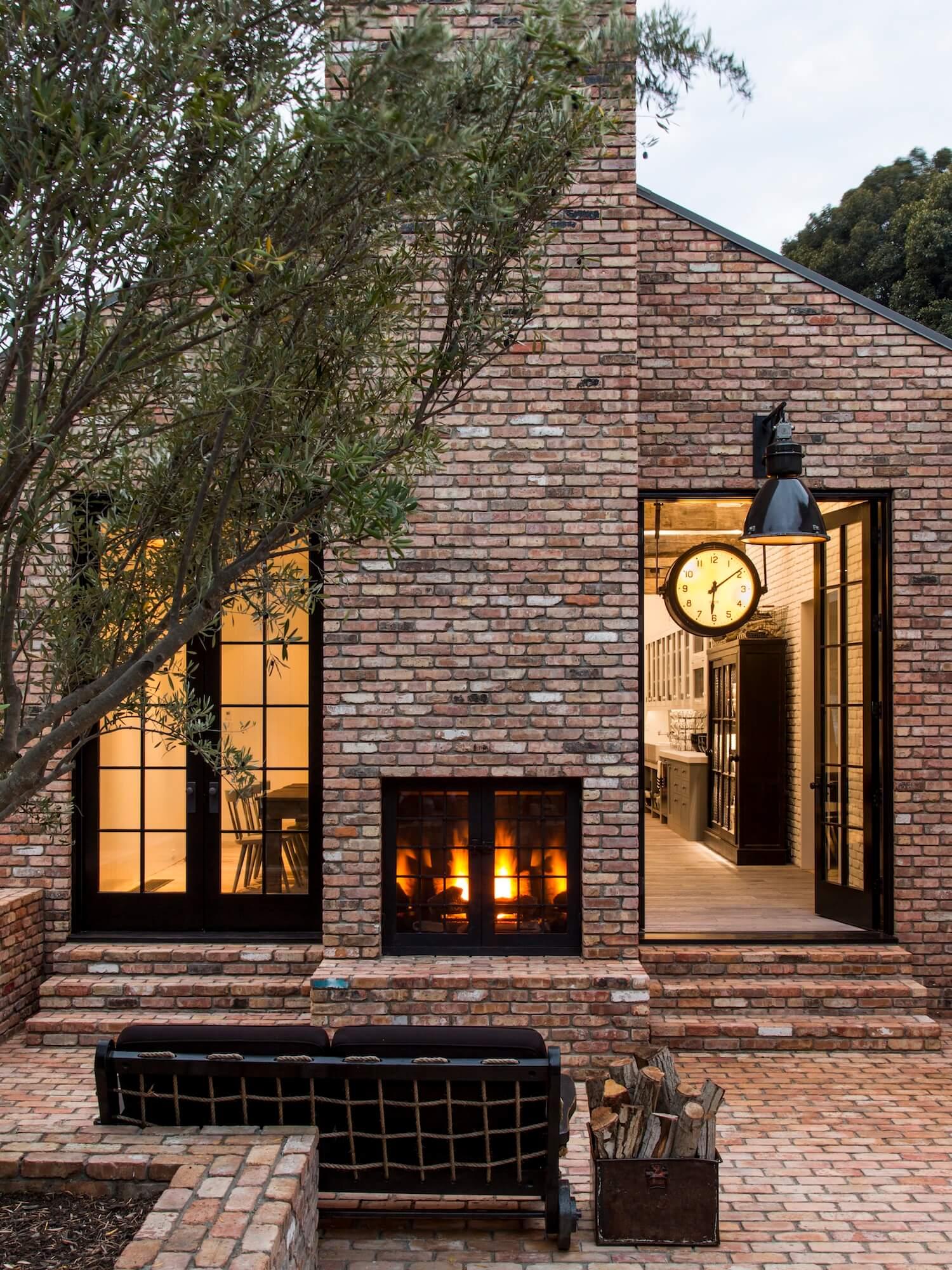 est living diane keaton brick home brickworks 10