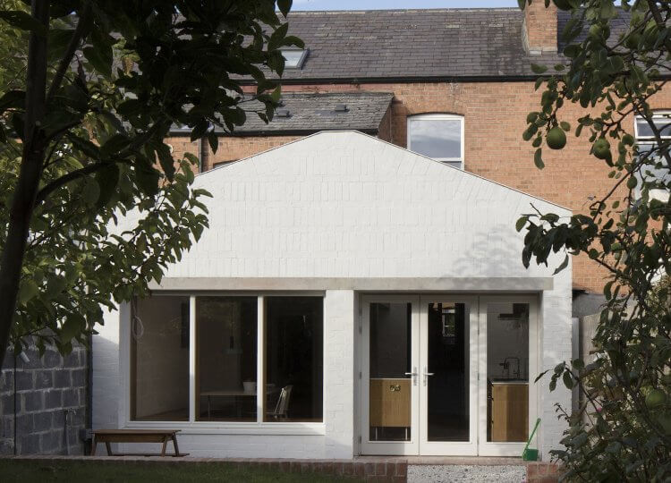 Alterations & Additions | Dublin Terrace by Ryan W. Kennihan Architects