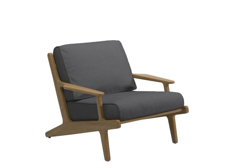 Gloster Bay Lounge Chair Cosh Living