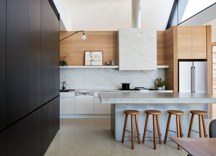 Kitchen | Lewisham House Kitchen by Sanders & King