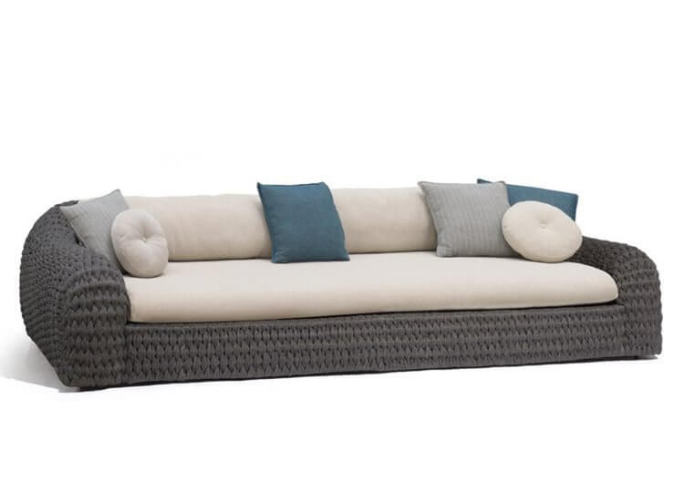 Manutti Kobo 3-Seater Sofa