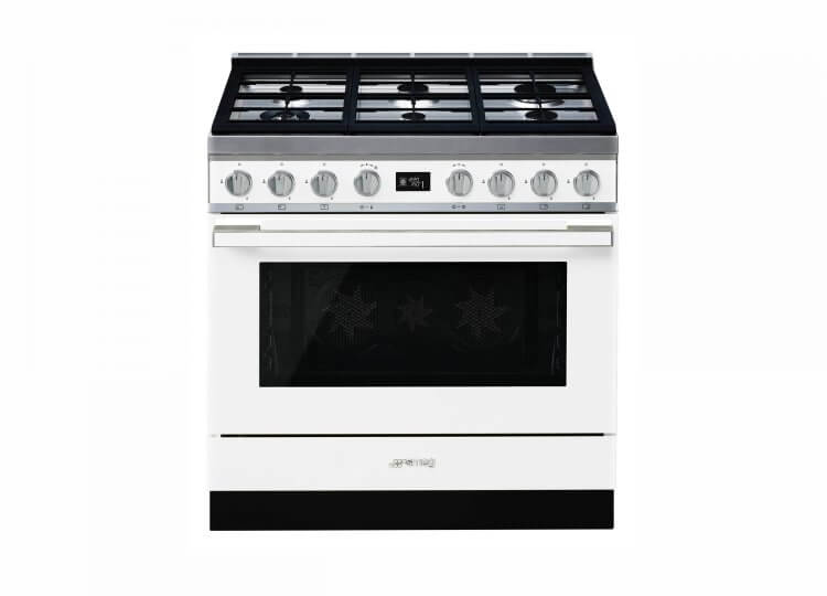 Portofino Thermoseal Pyrolytic Freestanding Cooker Smeg