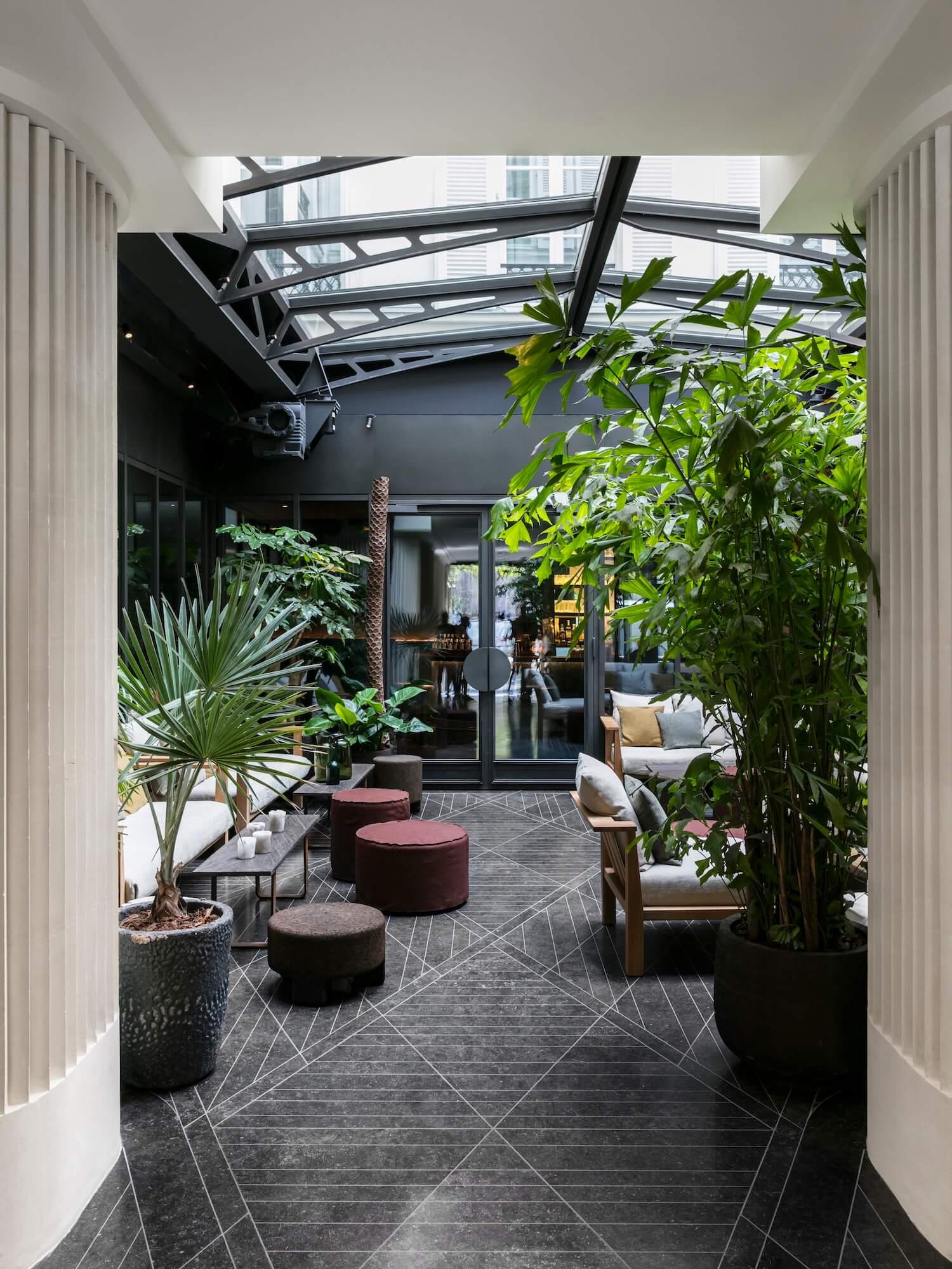 est living travel hotel des arts et metieres Lobby 2