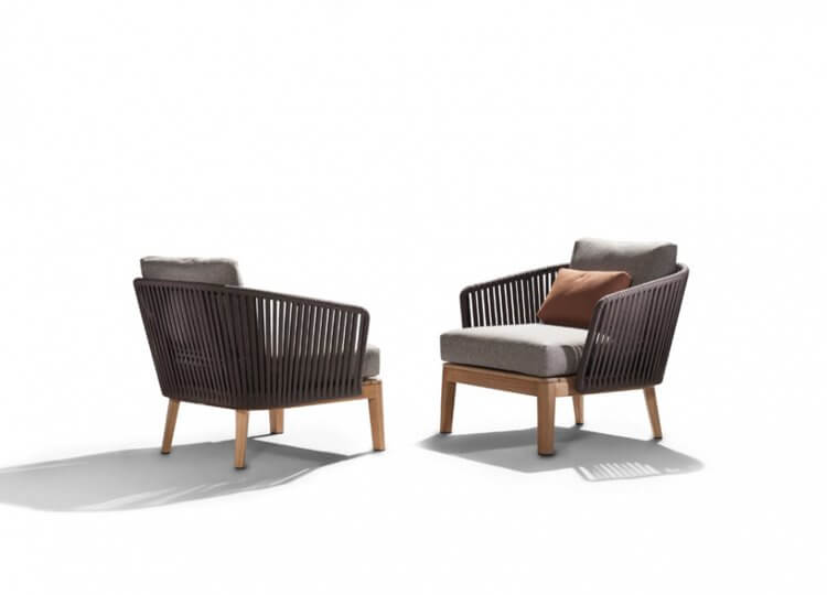 Tribu Mood Club Chair