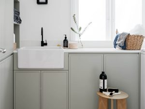 Laundry | Woollahra Home by Decus Interiors