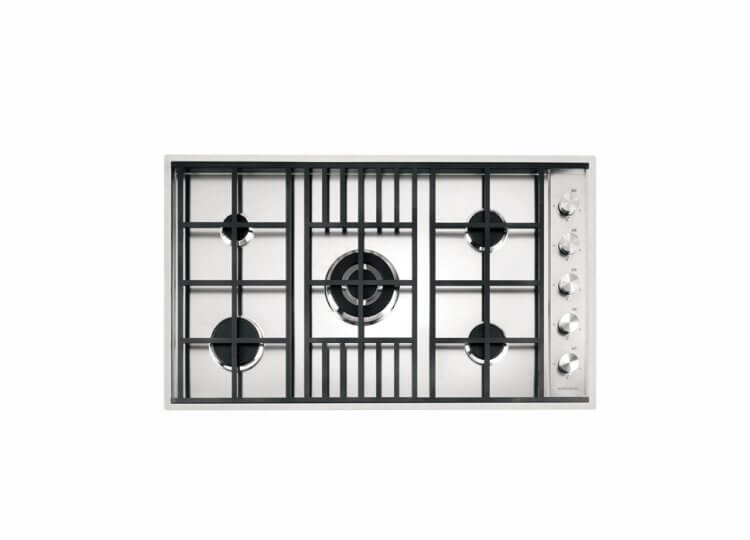 Lab 90cm Flush & Built-in Hob