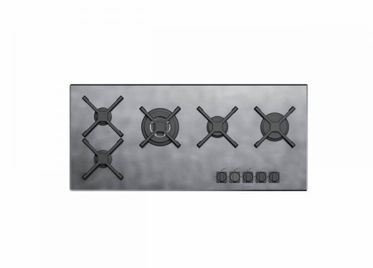 Barazza Unique 100cm 2 Gas Burner Hob