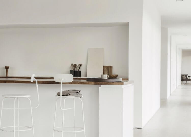 Kitchen | Reydon Grove Farm Kitchen by Norm Architects