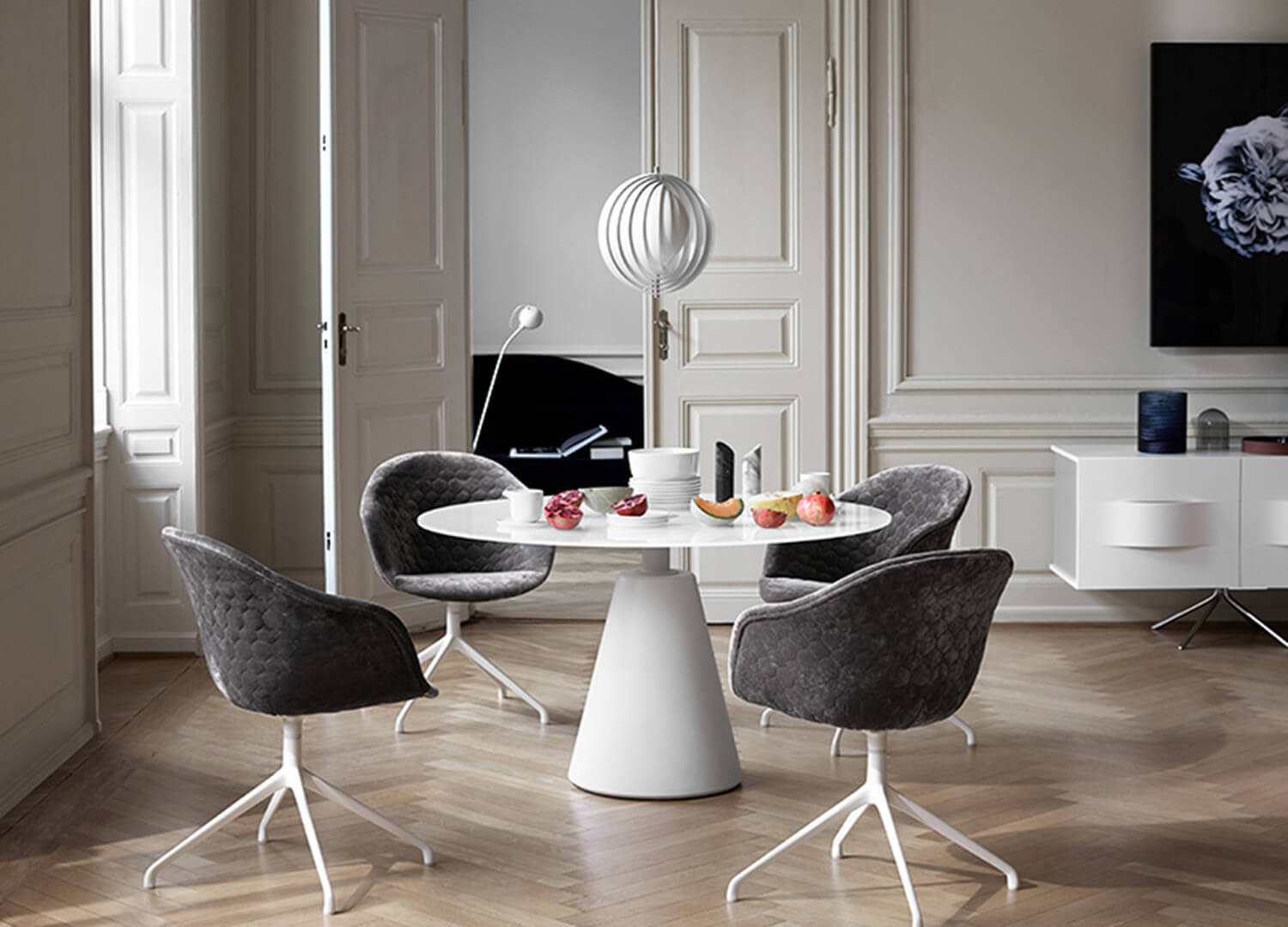 Madrid Dining Table By Boconcept Est Living Design Directory
