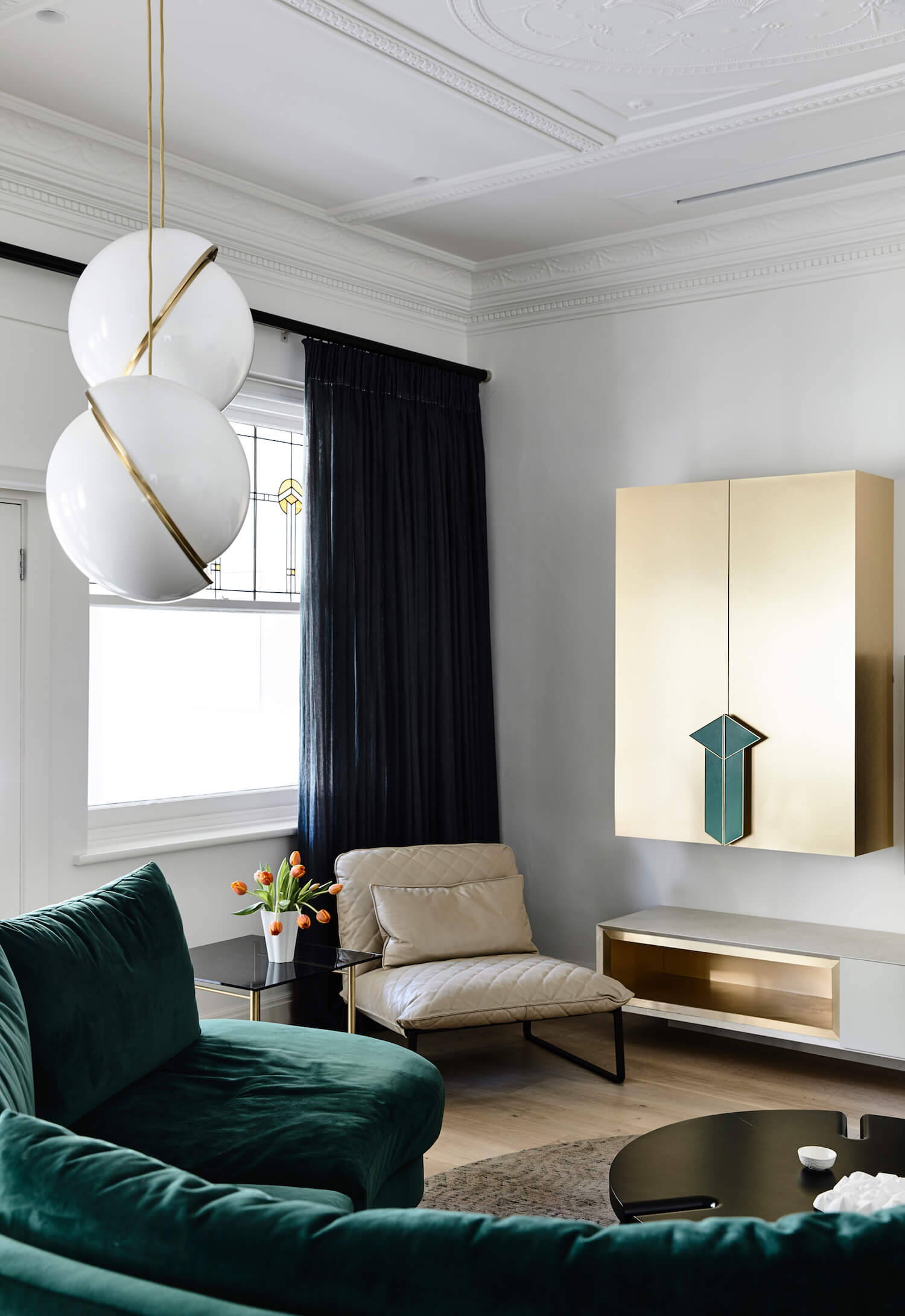 est living doherty design studio dickens manor 14