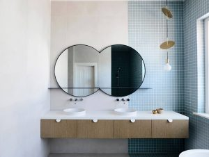 Bathroom 1 | Dickens Manor Bathroom by Doherty Design Studio
