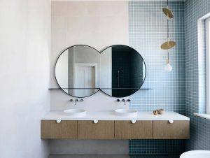 Bathroom 1 | Dickens Manor Bathroom by Doherty Design Studio