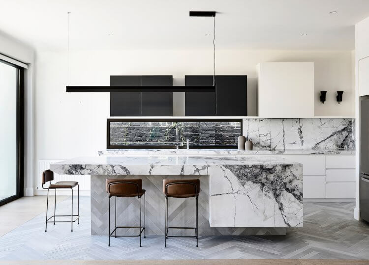 Kitchen | Dickens Manor by Doherty Design Studio