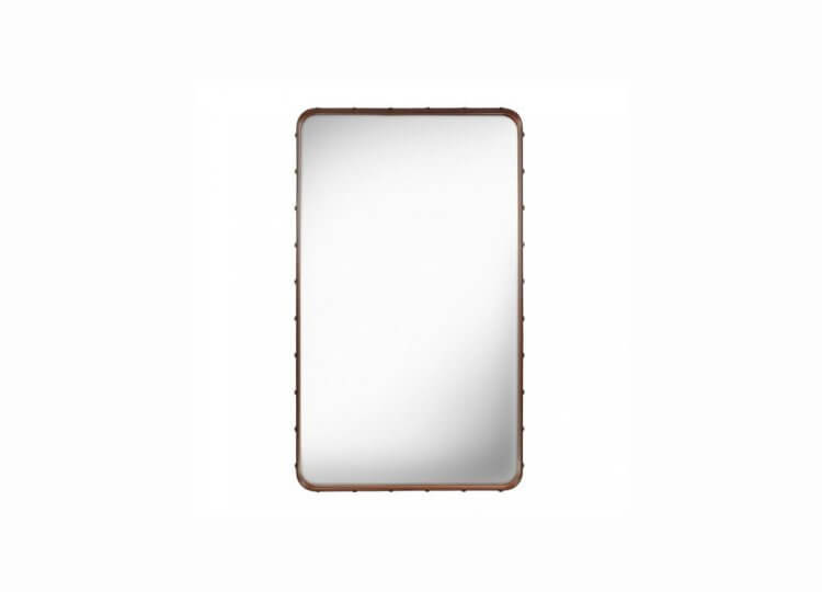 Adnet Rectangulaire Mirror