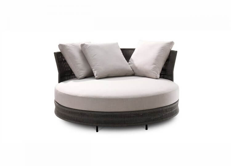 Delta Outdoor Circle Sofa King Living