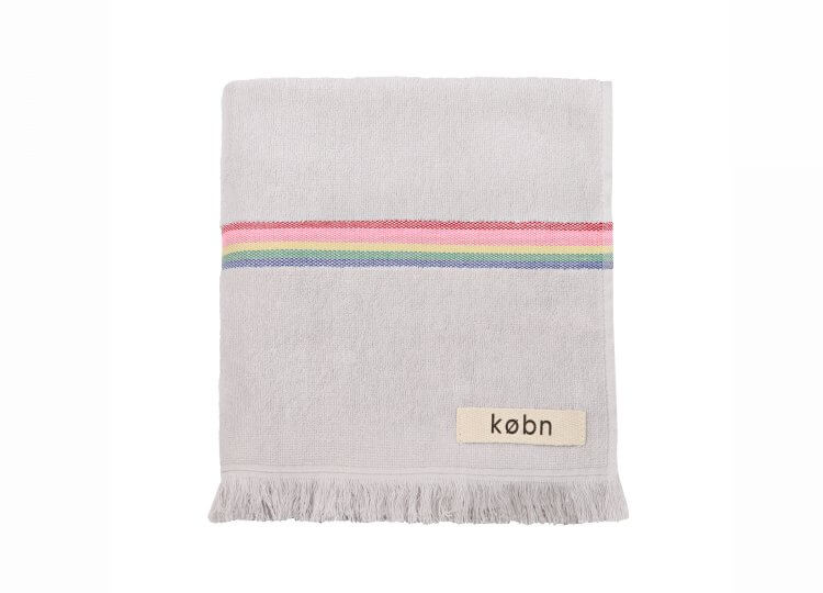 Købn Mini Rainbow Towel
